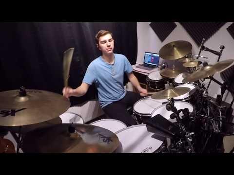 Drum Solo 2017 - Ollie Woods