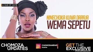 Wema Sepetu Akerwa Na Maombi Ya Mchungaji. Asema Kachoka Kuwa Daraja...