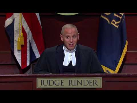 Leigh And Levi Explain Babestation To Judge Rinder | Judge Rinder