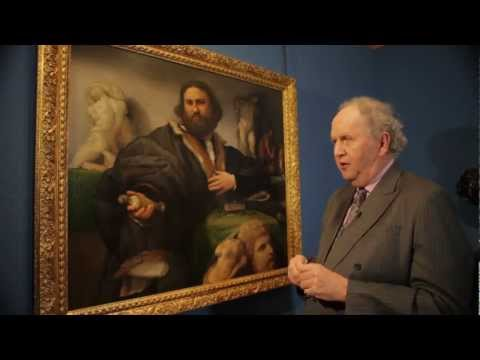Royal Collection: 'Andrea Odone' by Lorenzo Lotto