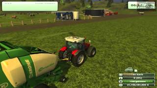 Farming Simulator 2013 tutorial VACAS