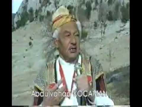 Abdulvahab Kocaman'ın Meşhur Şiiri