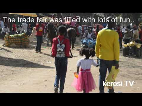 Nairobi International Trade Fair:  Entertainment 2017 Edition
