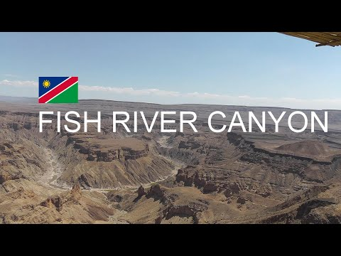 Namibia, Fish River Canyon (2019)