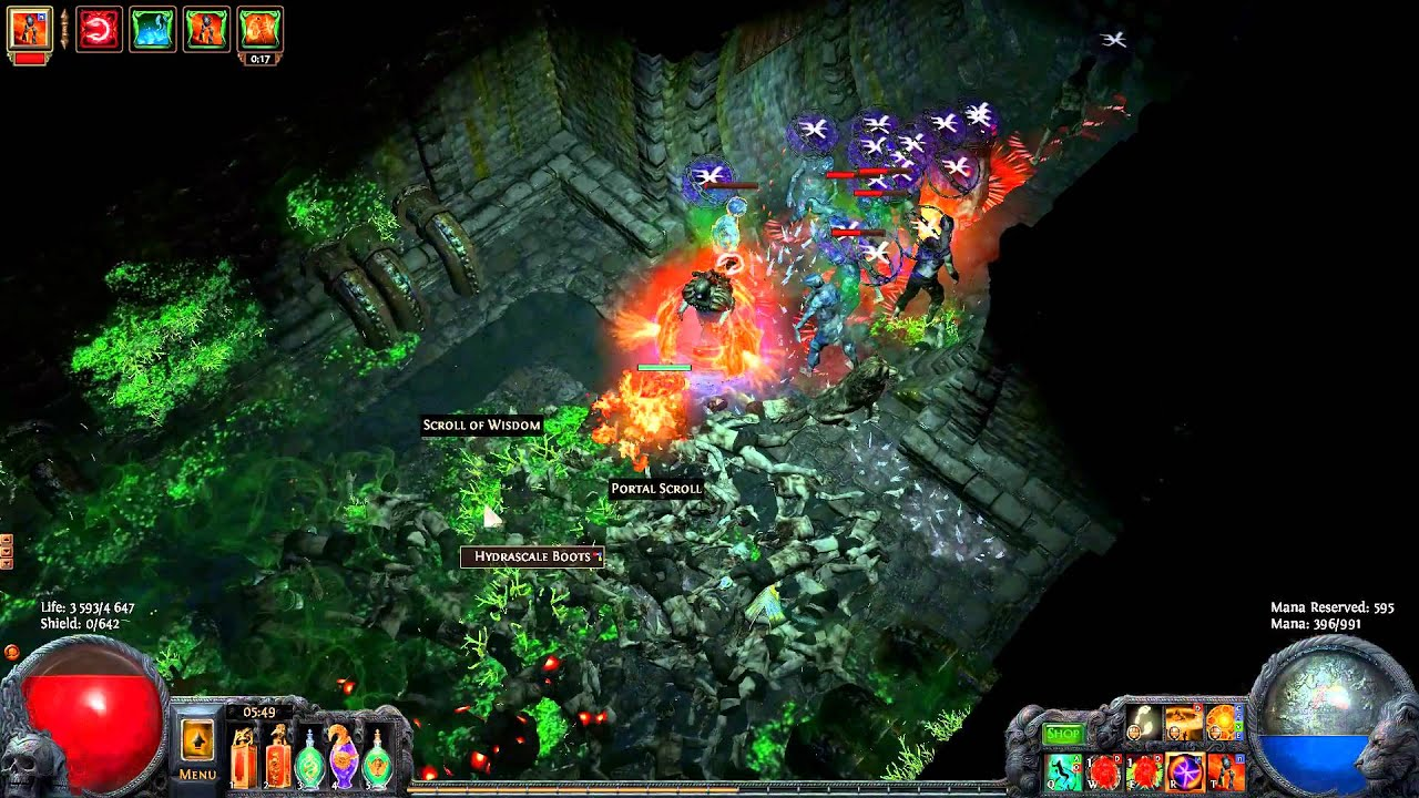 path of exile 2 1 bino s poison proliferation in a nutshell