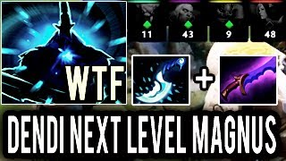 Na`Vi Dendi Magnus NEXT LEVEL Reverse Polarity Dota 2