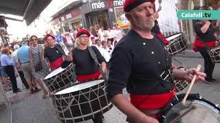 Resum dels actes de la Festa Major de Sant Pere del dia 29 de juny