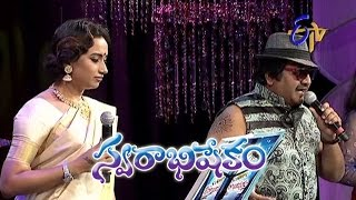Maya Machindra Song Mano,Kalpana Performance in ETV Swarabhishekam Glasgow,Scotland ETV Telugu