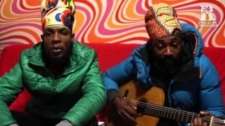Reggae.fr Unplugged avec Jah Mason et Lutan Fyah !