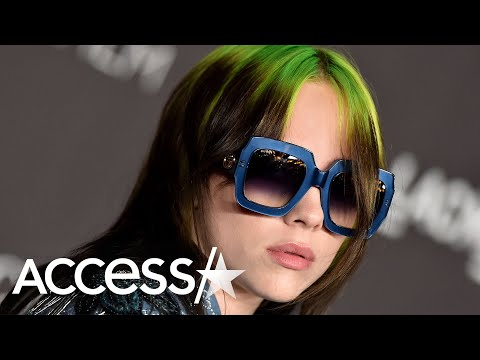 Billie Eilish Admits Her Egdy New Mullet Was A Total Accident: Somebody 'Burnt Half Of' My Hair Off