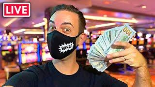 🔴 LIVE $5,000 HÏGH LIMIT 🎰 Agua Caliente Casino #ad