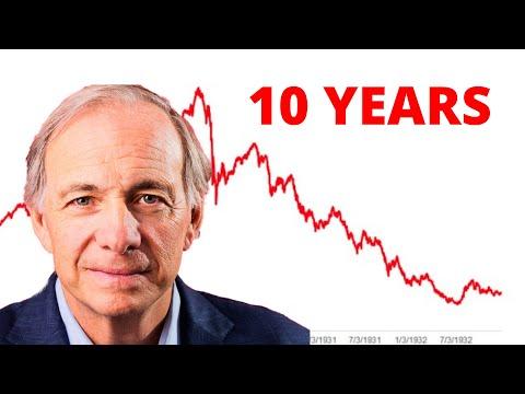 Ray Dalio Predicts 10 Year Stock Market Crash! (Proof)