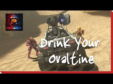 Season 8, Chapter 2 - Drink Your Ovaltine | Red Vs. Blue