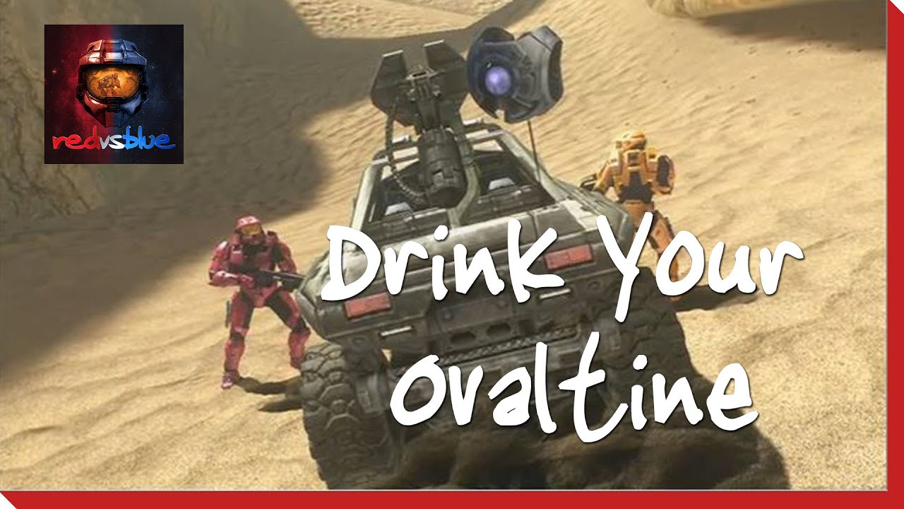 Download Season 8, Chapter 2 - Drink Your Ovaltine   Red vs. Blue