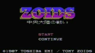 ZOIDS ~中央大陸の戦い~ MUSIC