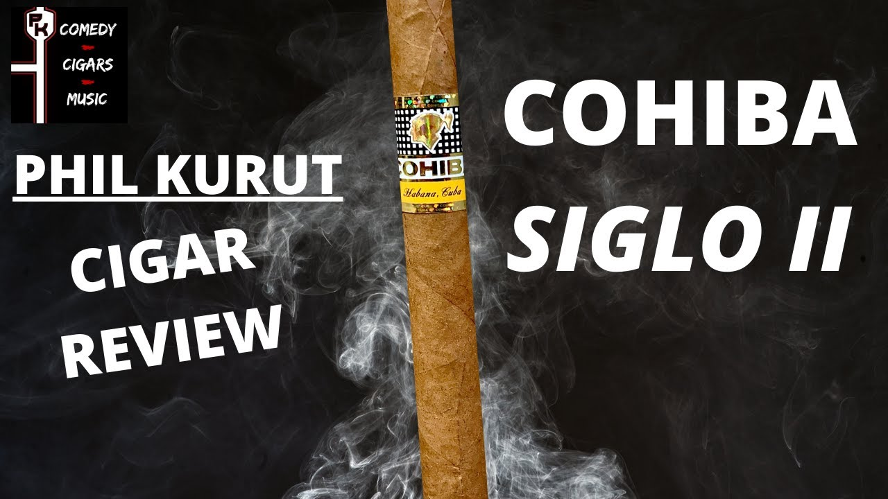 COHIBA SIGLO II CIGAR REVIEW