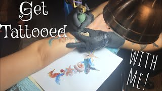 Get tattooed with me! | Nikki Stixx