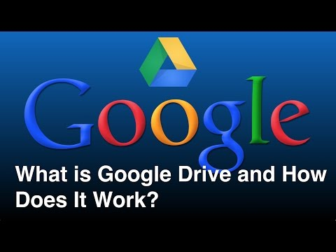 What is Google Drive and How Does It Work