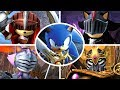 Sonic and the Black Knight - All Bosses + Cutscenes (No Damage)