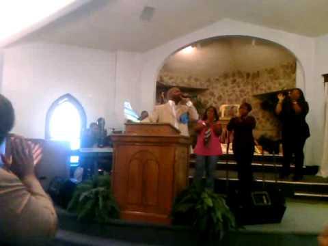 Pastor Elgin D. Orton