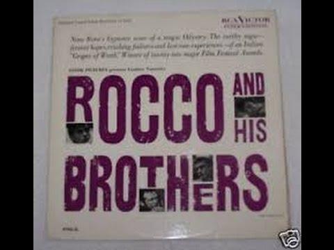 Rocco & His Brothers -  lntroduzione e Canzone (Paese Mio )FS0-2  RCA VICTOR