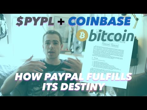 Paypal Should Buy Coinbase