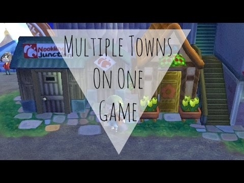 How to have multiple animal crossing new leaf towns on one game how to have multiple animal crossing new leaf towns on one game copy gumiabroncs Choice Image