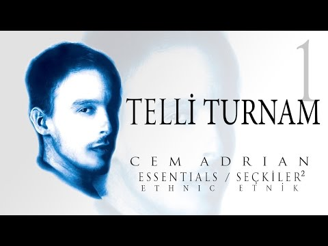Cem Adrian - Telli Turnam (Official Audio)