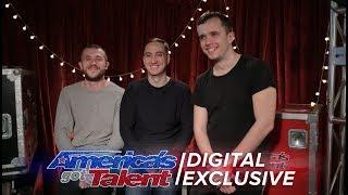 Light Balance Chats About Winning Tyra's Golden Buzzer - America's Got Talent 2017
