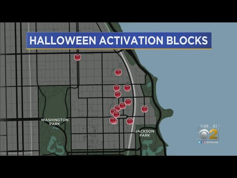 Lance Houston - Chicagoans Develop Action Plan to Keep the City Safe on Halloween