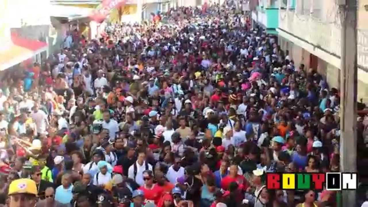 Dominica's Carnival ~ Opening Parade 2015 | Visit Dominica ... |Dominica Carnival 2015