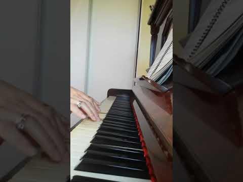 Beyer: Escuela preparatoria de piano. Nro 10
