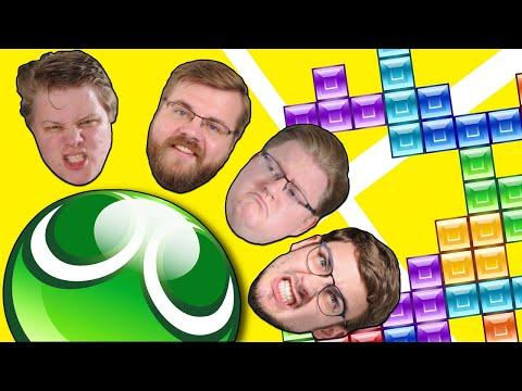 Sake! Sake! 🎮 Puyo Puyo Tetris