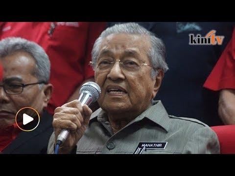 Malaysia tak terima LGBT, Dr M ingatkan Suhakam