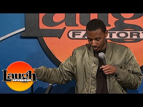 Jerrod Carmichael - Bernie, Hill, Trump (Stand-up Comedy) - YouTube