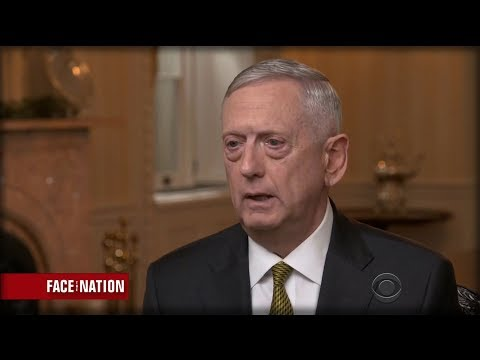 """WATCH: MATTIS ASKED WHAT KEEPS HIM AWAKE AT NIGHT... GIVES EPIC """"MAD DOG"""" ANSWER"""