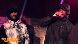 Skepta Performs It Aint Safe & Shutdown @ #StopForAir - @Skepta | Link Up TV