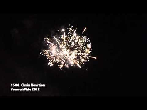 Chain Reaction   Vuurwerkvisie 2012