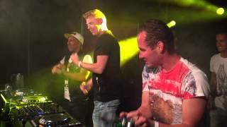 (2/4) DJ Ruthless @ Heaven Outdoor 2015 Surfplas Vlaardingen (dj