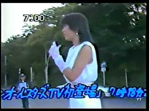 일본인가수 加藤香子(Kyoko Kato) - 勝手にさせて ② 1984/10/15