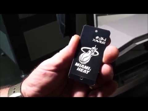 Engraver's Choice Boss Laser AA Badges Raster Video