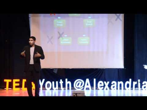 TEDxYouth@Alexandria - Amad AlMasoudi - Entrepreneurized