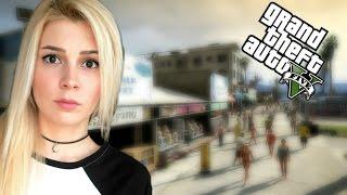 SOKAKTAKİ İNSANLARA SARILMAK (GTA 5 Online Komik Anlar)