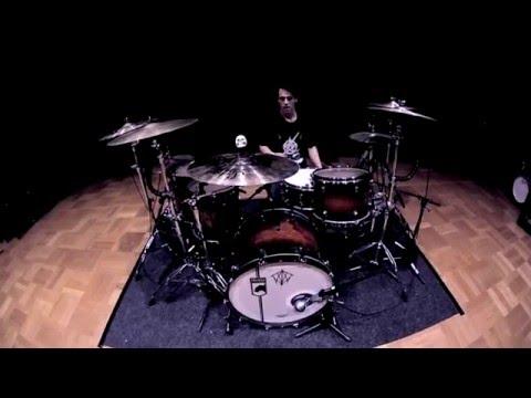 Of Mice & Men - Bones Exposed | Matt McGuire Drum Cover