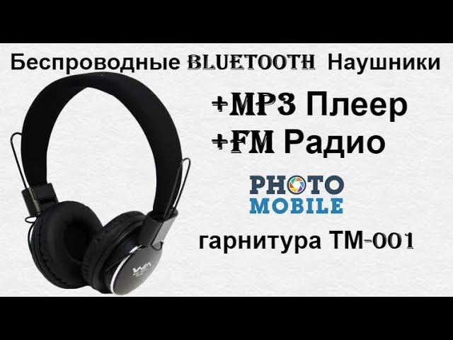 a9afc3d34de гарнитура с FM