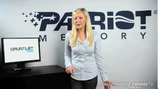 Product Tour: Patriot Memory Gauntlet Node USB 3.0 Wireless Hard-drive Enclosure