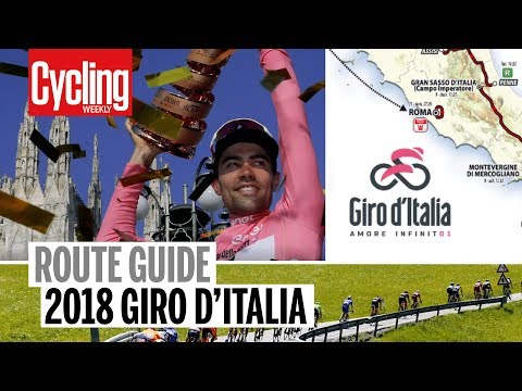 Giro d'Italia 2018 | Route Guide | Cycling Weekly