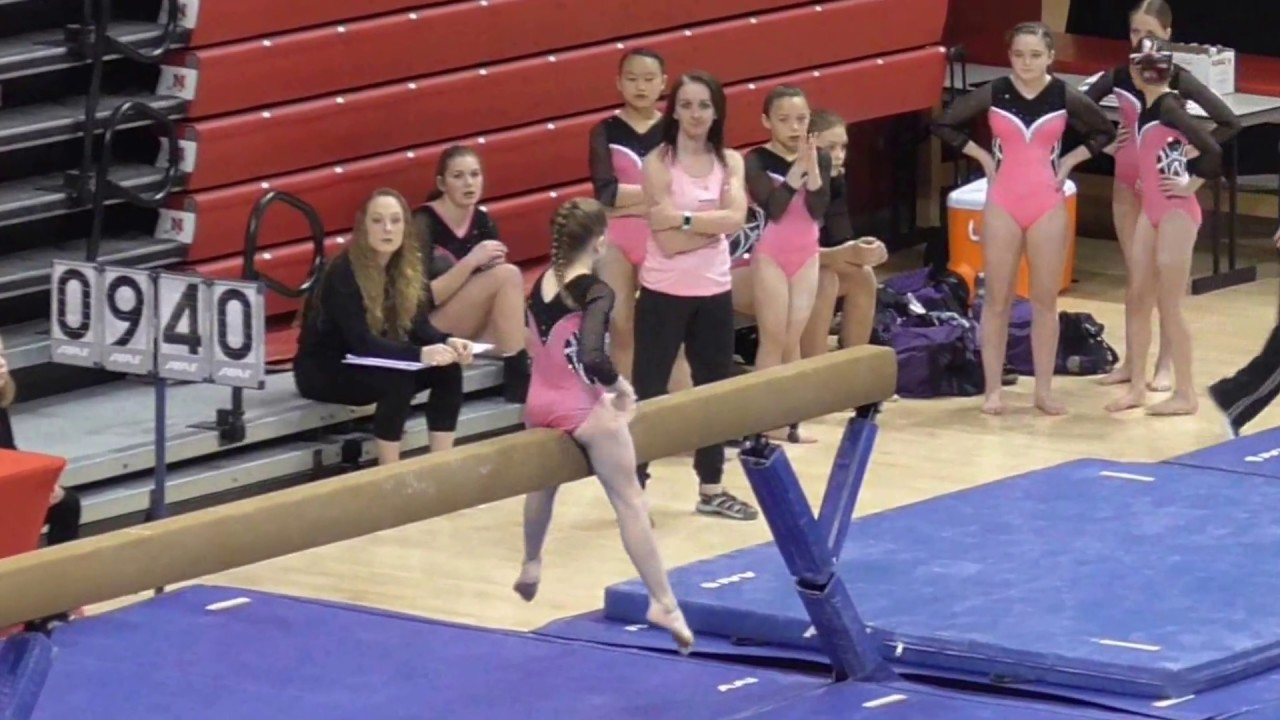 Pioneer Gymnastics State Meet March 19 2017 Youtube