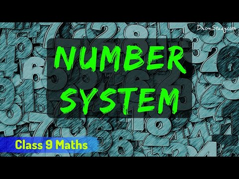 Number System (Chapter 1): CBSE Class 9 IX Maths
