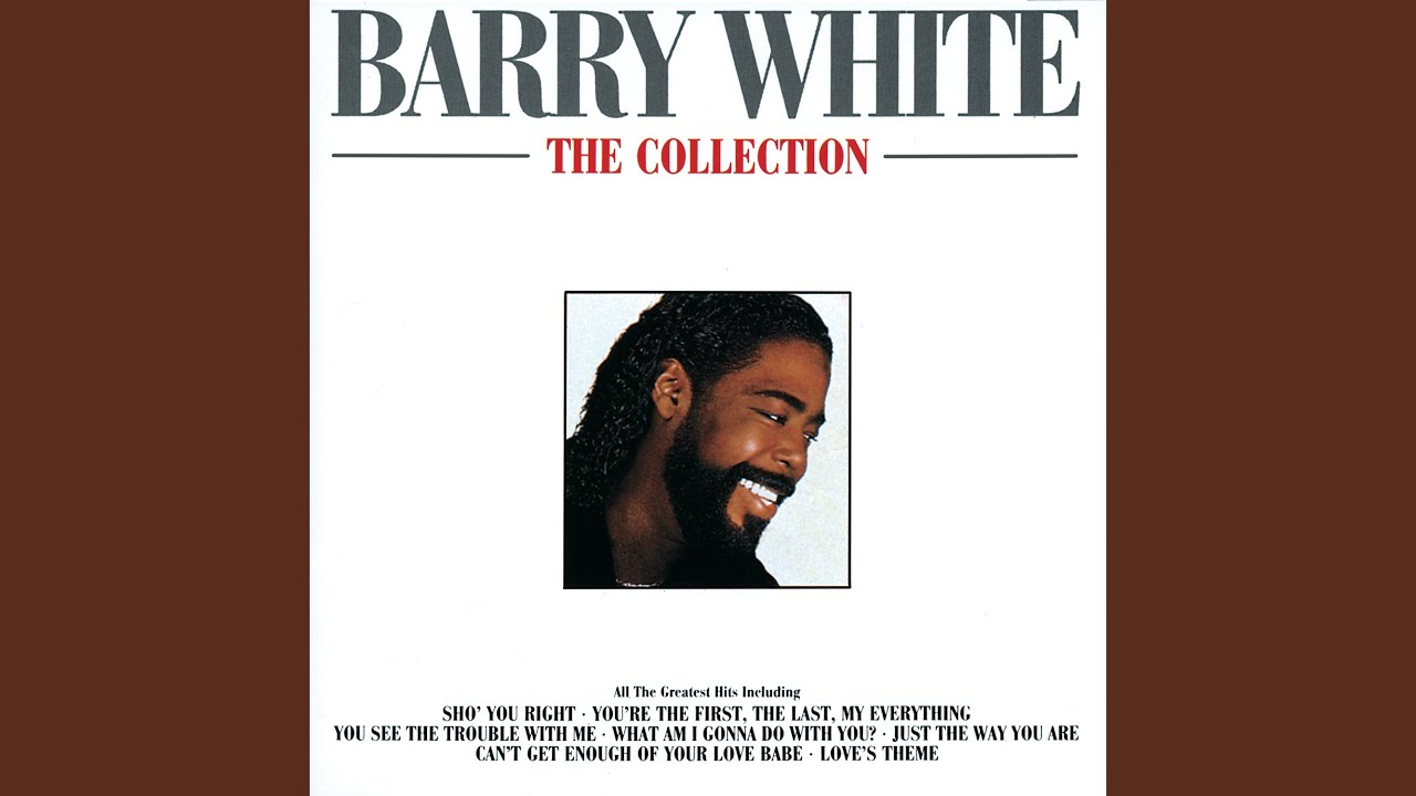 #MusicMonday Just The Way You Are by Barry White